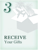 Receive Your Gifts