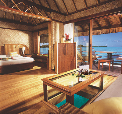 Contribution to Our Overwater Horizon Junior Suite Bungalow