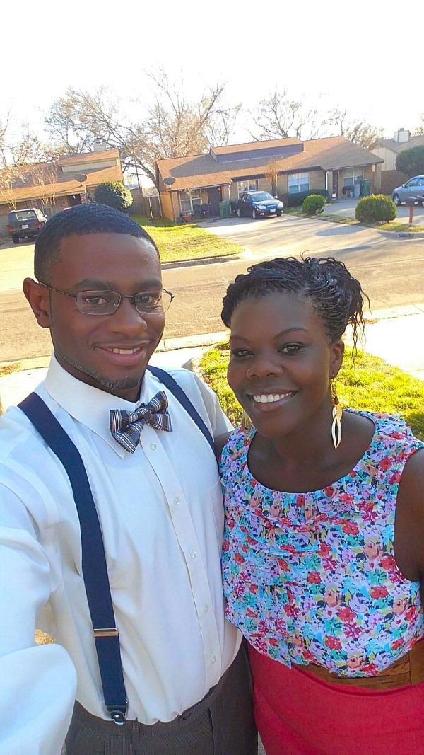 Latoya Malcolm and Timothy Rowlett