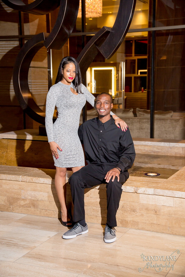 Candyce Coleman and Rodney Holliday's Honeymoon Registry